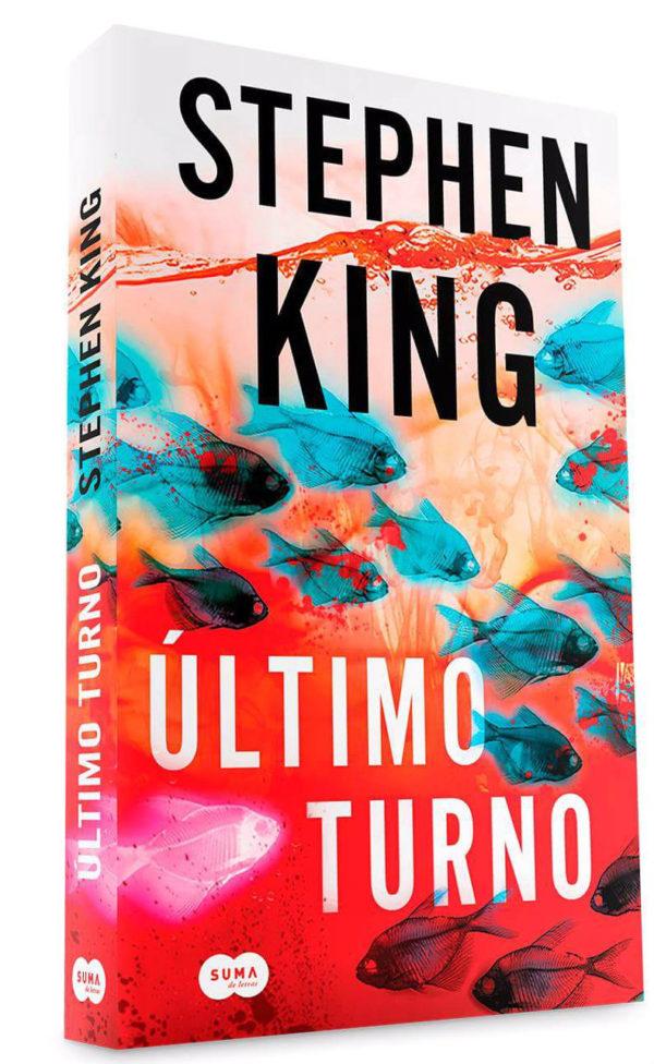 Último Turno, terceiro livro da trilogia Bill Hodges de Stephen King tem pré-venda anunciada