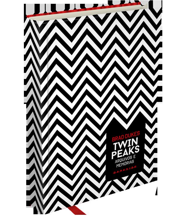 Twin Peaks – Arquivos e memórias, o novo lançamento da DarkSide Books