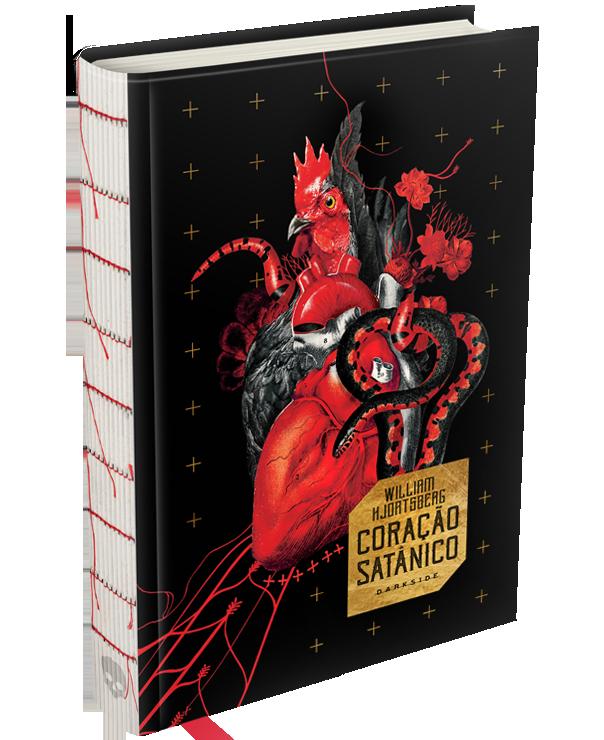 Coração Satânico de William Hjortsberg é reeditado pela DarkSide Books