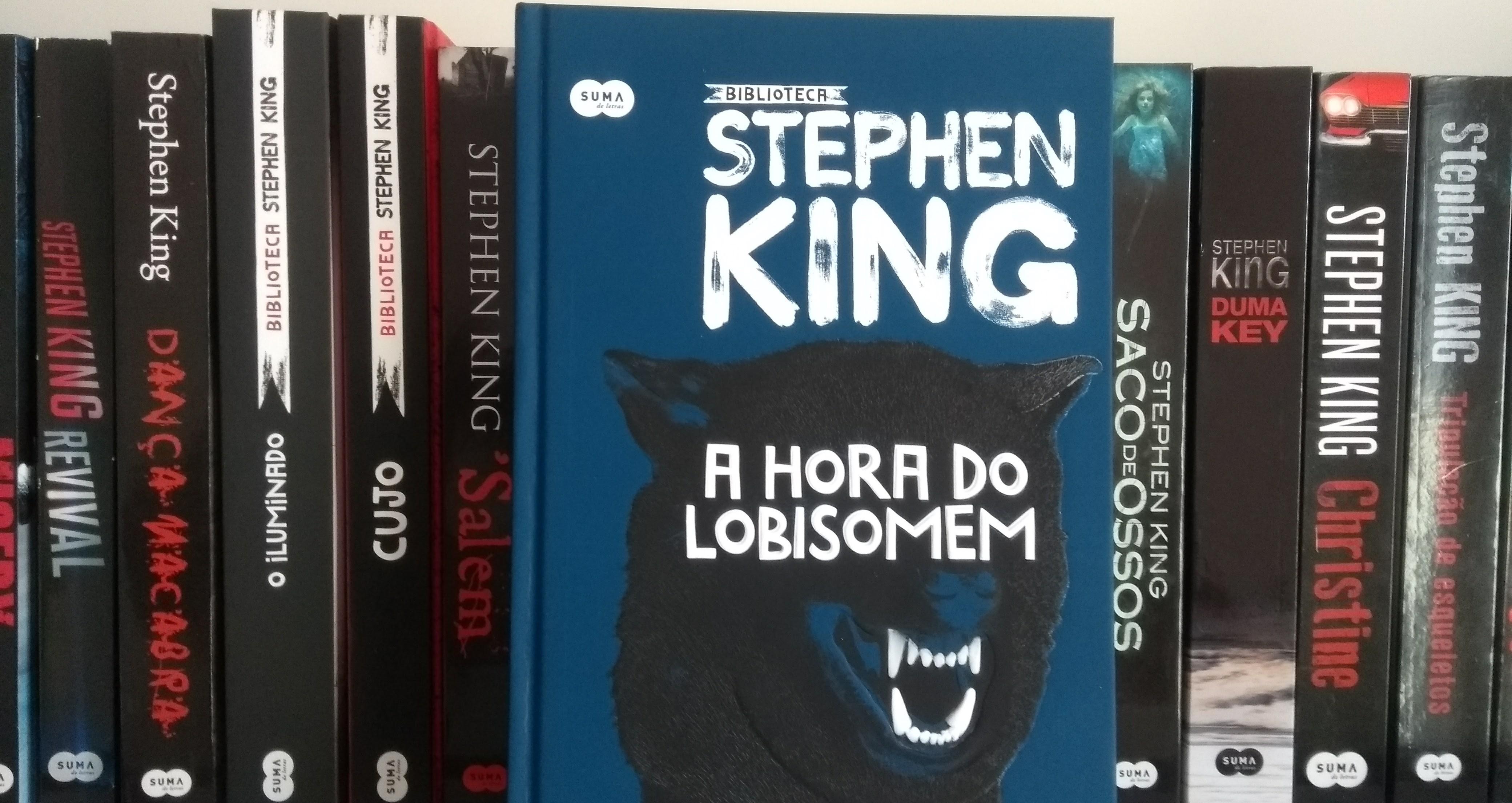 Resenha – A Hora do Lobisomem de Stephen King