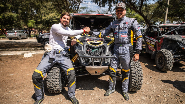 Irmãos Baumgart fecham Desafio Inca em terceiro e quarto lugar no Peru