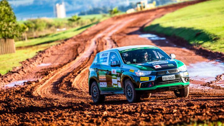 Equipes Mitsubishi Cup enfrentam lama na etapa de Cordeirópolis