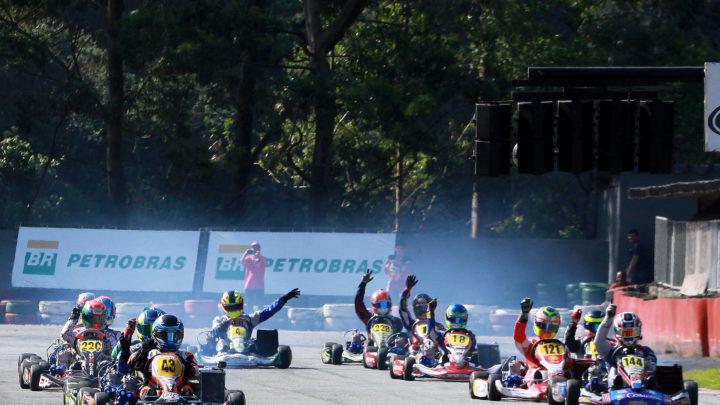 Três pilotos conquistam vagas na 16º etapa da Copa Petrobras Sorriso Campeão na Granja Viana