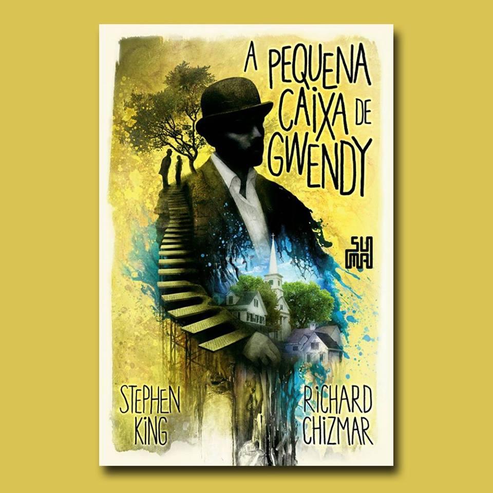 A Pequena Caixa de Gwendy, livro de Stephen King e Richard Chizmar chega as livrarias em outubro