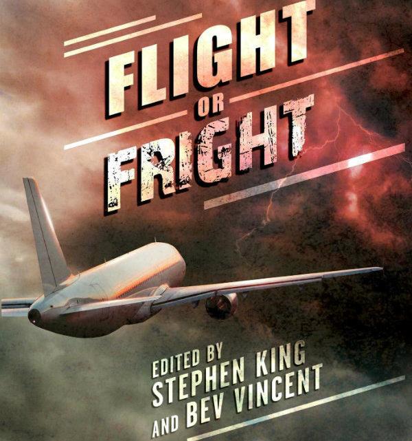 Stephen King é co-autor de antologia sobre o medo de voar