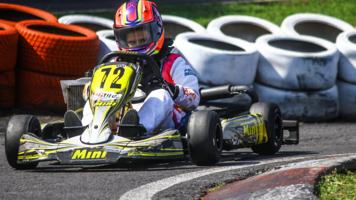 Antonella Bassani tem novo desafio na Copa Rotax, em São Paulo