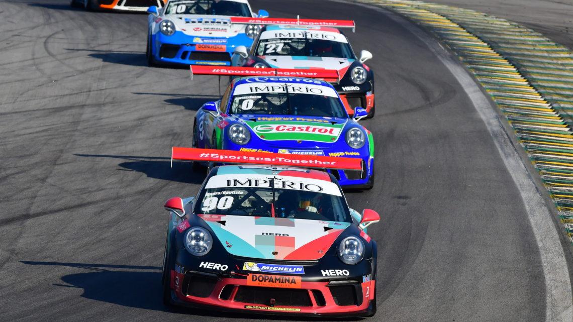 Porsche GT3 Cup desembarca em Goiânia para segunda etapa de endurance do ano