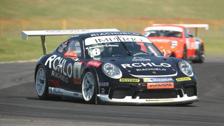 Werner Neugebauer e Sérgio Jimenez vencem em Goiânia pela Porsche GT3 Cup Endurance