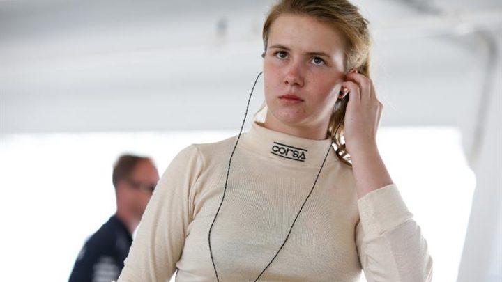 Bruna Tomaselli é selecionada para competir na W Series