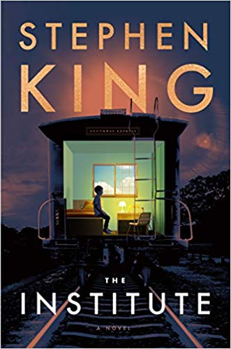 The Institute, o novo livro de Stephen King