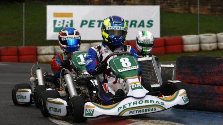 Seletiva de kart perde patrocínio da Petrobras