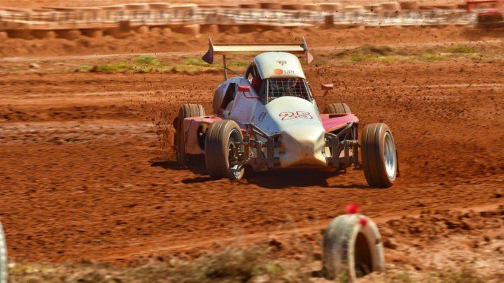 Volta mais rápida garante título brasileiro para Marcos Beck no Kartcross