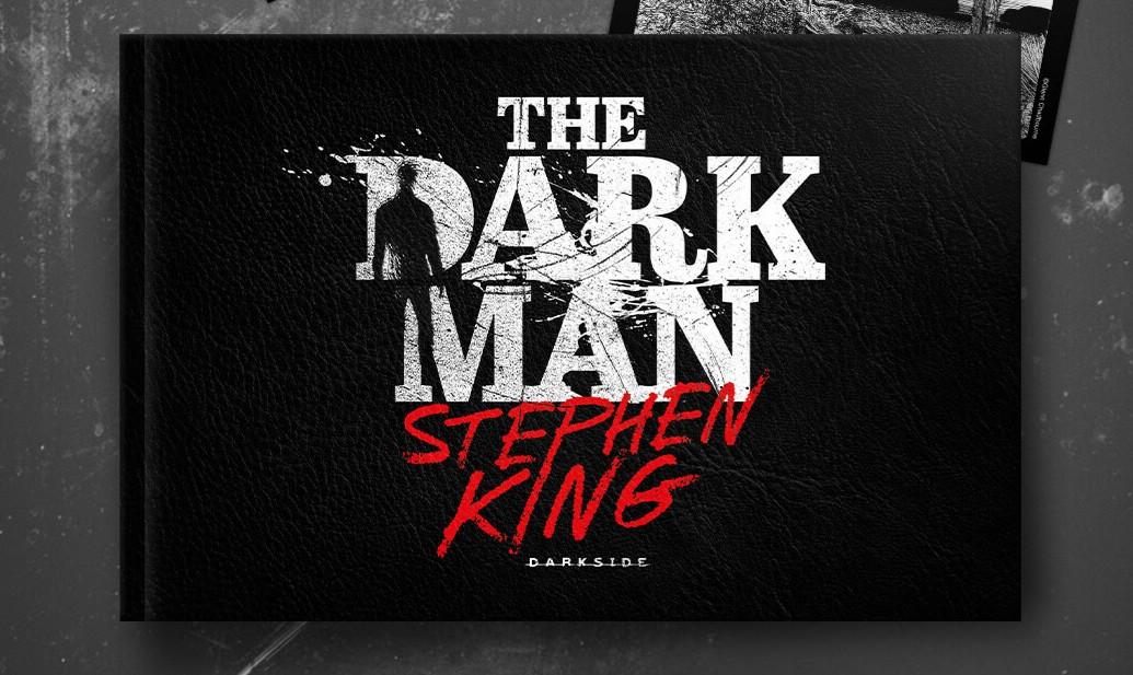 "DarkSide Books lança ""The Dark Man"" de Stephen King"
