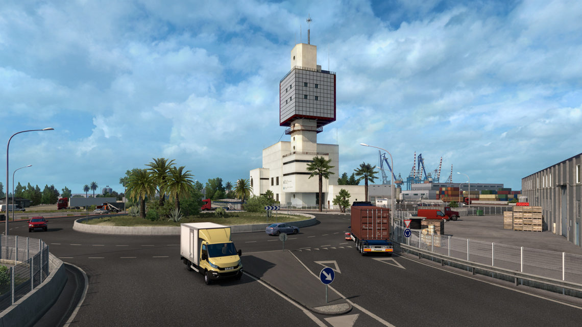 SCS apresenta novas DLCs para ETS2 e ATS