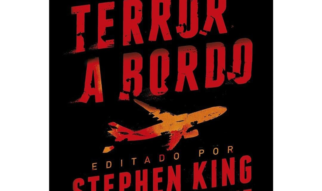 """Terror a Bordo"" de Stephen King tem capa divulgada pela editora Suma"