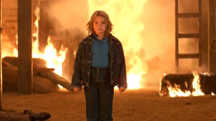 Firestarter de Stephen King é o lançamento em DVD da 1 Films