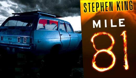 Milha 81 – Stephen King