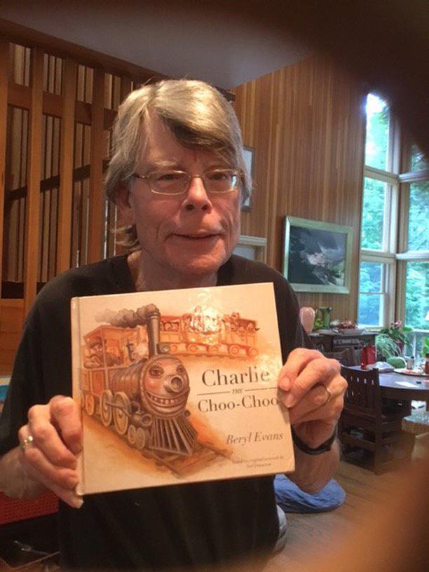 Stephen King lança livro de histórias infantis