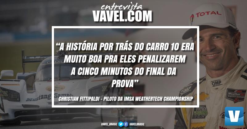 VAVEL entrevista Christian Fittipaldi, bicampeão do WeatherTech SportsCar Championship