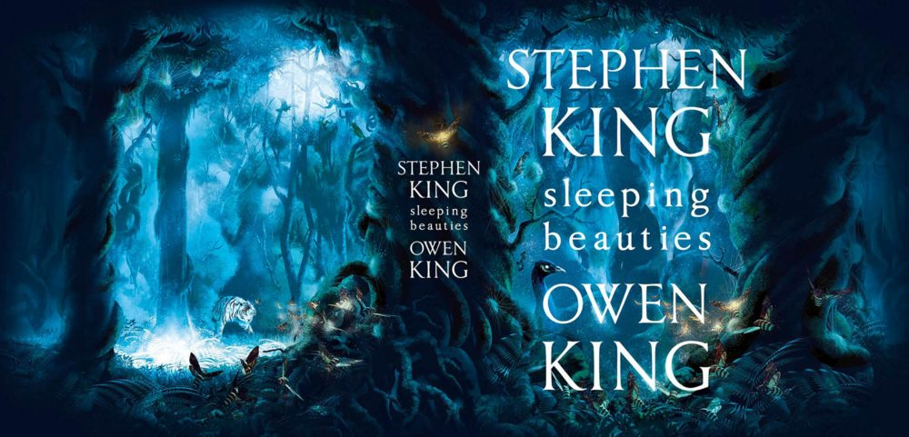 Divulgada capa de Sleeping Beauties, livro de Owen e Stephen King
