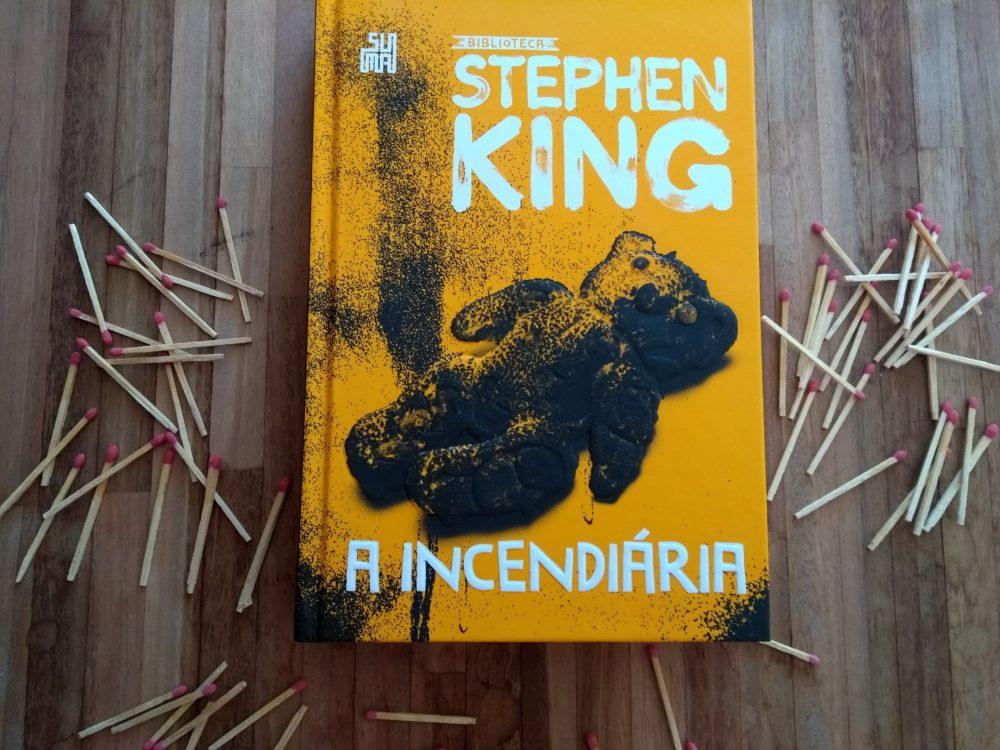 Resenha: A Incendiária de Stephen King