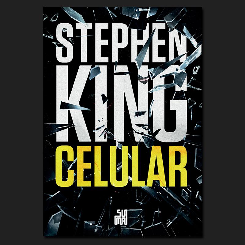 """Editora Suma revela nova edição de """"Celular"""" de Stephen King"""