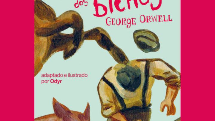 Revolução dos Bichos de George Orwell ganha versão em quadrinhos