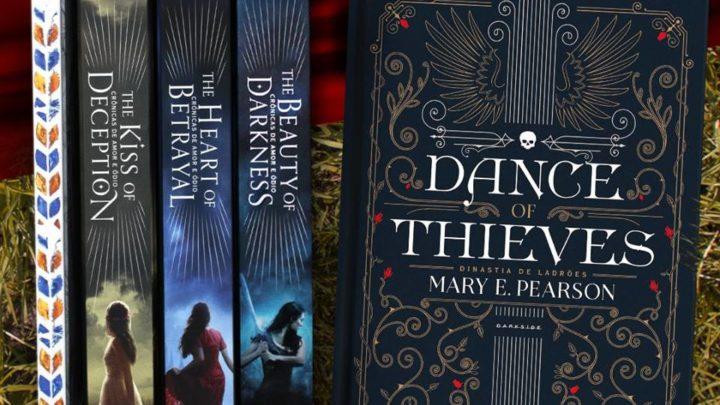 Dance of Thieves de Mary E. Pearson será lançada pela Darksidebooks