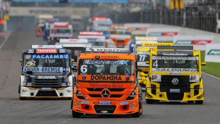 Império Truck Racing conquista pódio em Buenos Aires pela Copa Truck