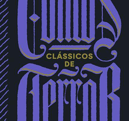 Nova antologia de contos da Cia das Letras trás de Stephen King a Machado de Assis