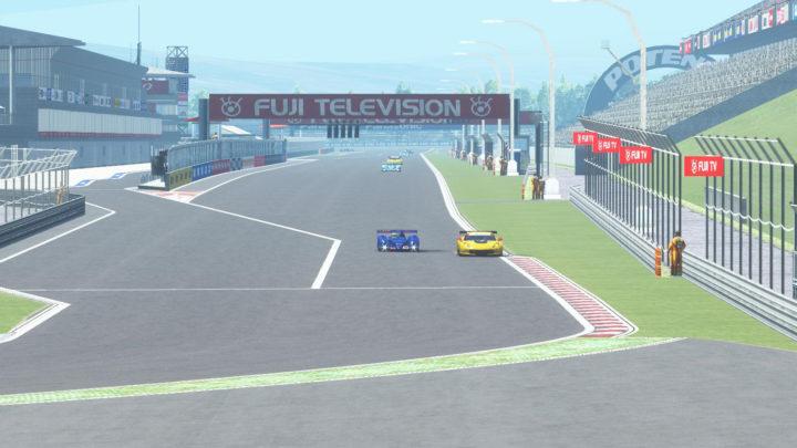 Jogue antes de assistir: Fuji Speedway para Rfactor 1 e 2