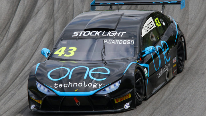 Pedro Cardoso fecha temporada da Stock Light 2018 na terceira posição