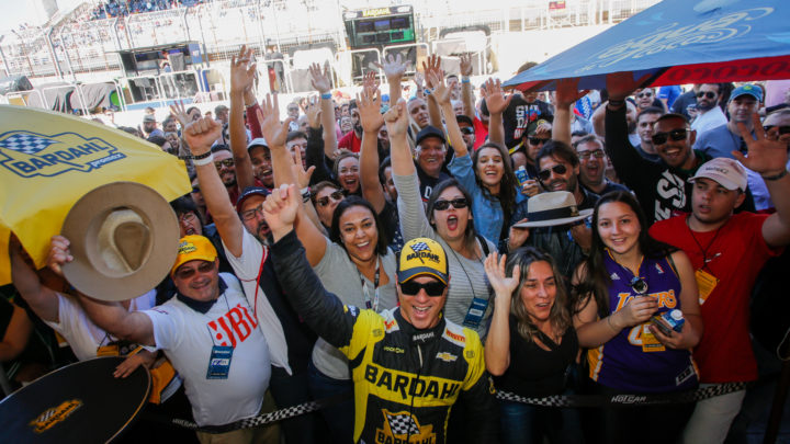 Rafael Suzuki faz balanço positivo da temporada na Stock Car
