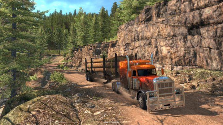 Washington, a nova expansão do American Truck Simulator