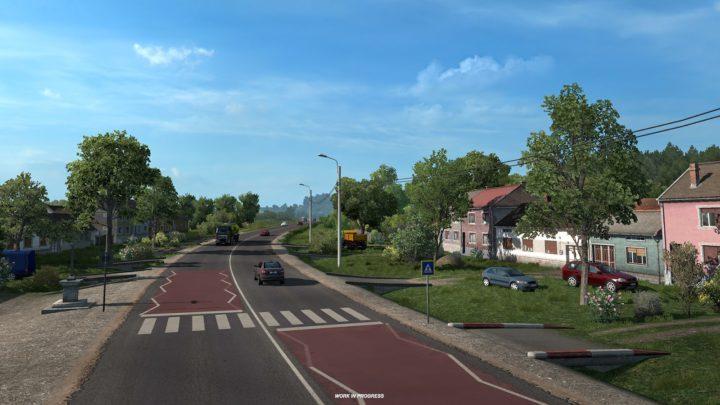 Bulgária e Ucrânia na futura DLC do Euro Truck Simulator 2?