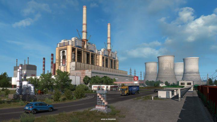 """""""Estrada para o  Mar Negro"""", a nova DLC do ETS2"""