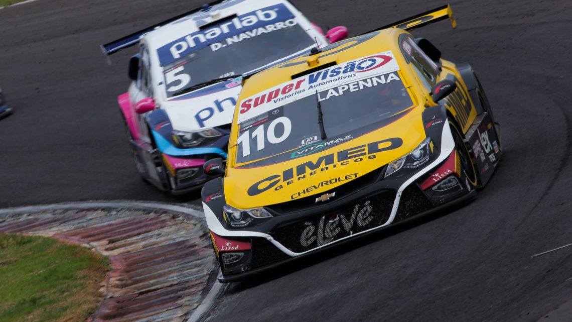 Cavaleiro Sports tem final de semana positivo em Cascavel pela Stock Car