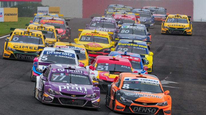 """Foi um domingo muito positivo"", avalia Rafael Suzuki após etapa de Cascavel da Stock Car"