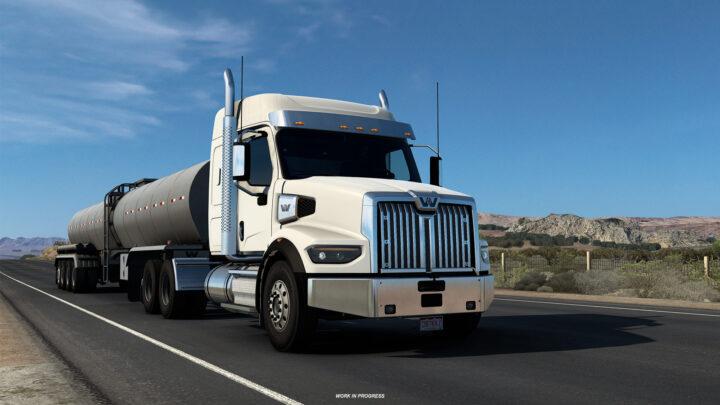 SCS libera Open Beta 1.40 para American Truck Simulator