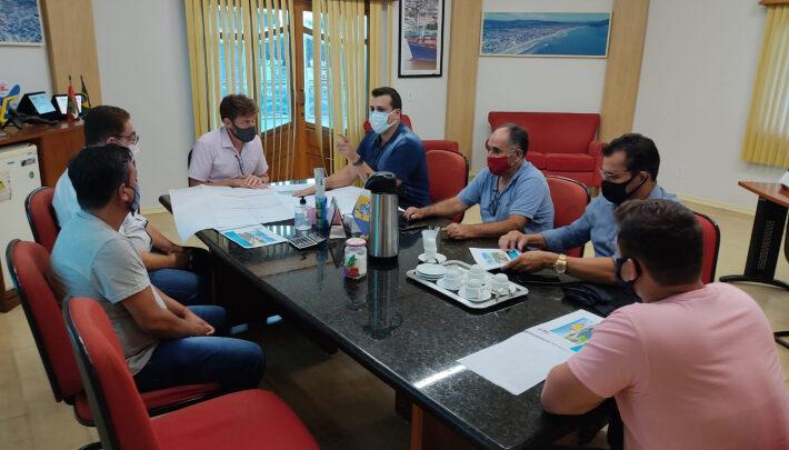 Navegantes e Penha estudam construção de ponte entre os municípios