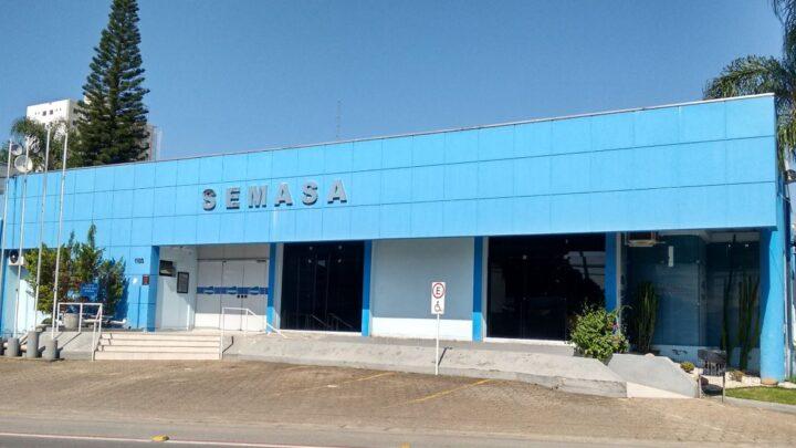 Semesa suspende atendimento presencial até 12 de março