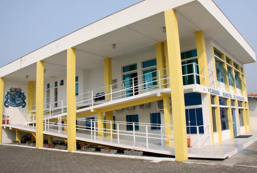 Câmara de Navegantes suspende atividades por sete dias