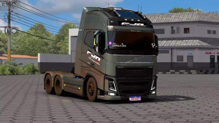 Faça o download do Volvo FH by Rafael Alves