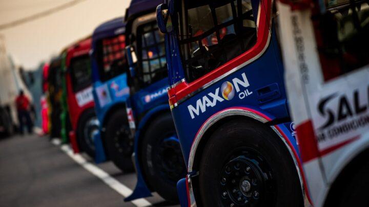 Maxon Oil em cinco categorias do automobilismo