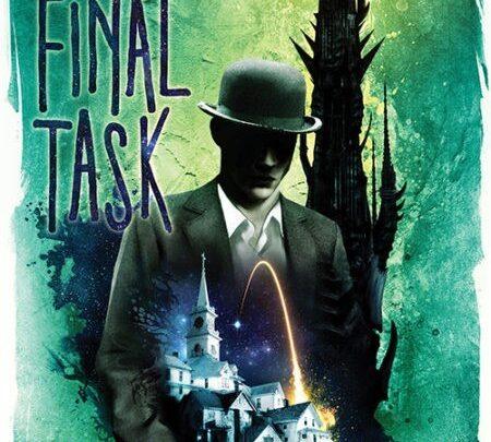 Gwendy´s Final Task tem capa revelada