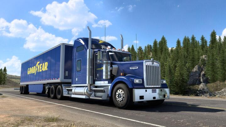 SCS lança DLC de pneus Goodyear para o ATS