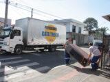 Caminhão Cata Treco começa pelo bairro Dom Bosco