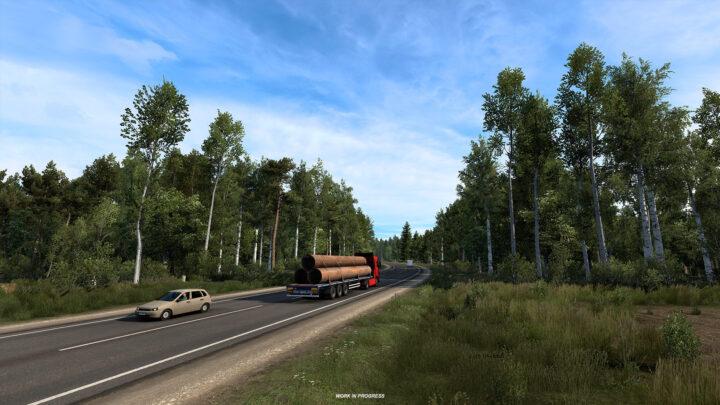 SCS divulga novas imagens da DLC Heart of Rússia