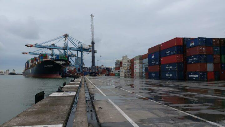 Portos de Itajaí e Navegantes registram crescimento em julho