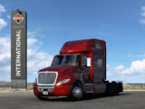 International LT no American Truck Simulator